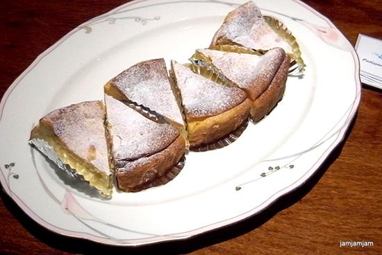 ル プティポワソン「チーズケーキ」