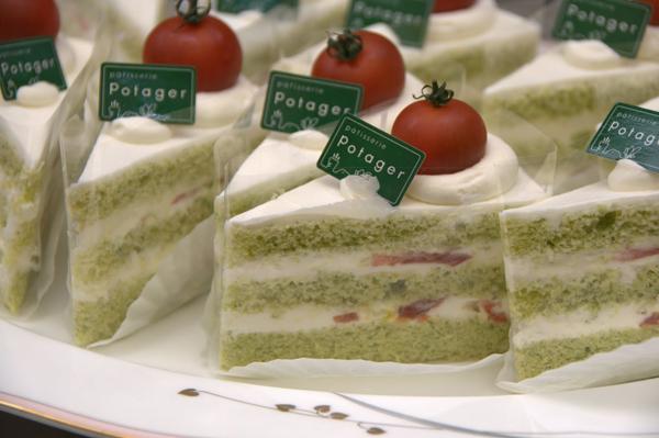 グリーンショート・トマト