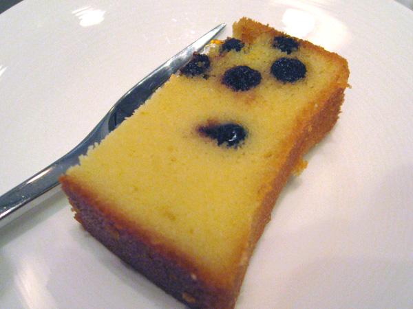 【季節のパウンドケーキ】